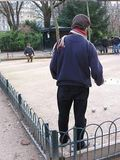 France: Petanque in Paris