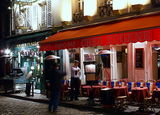 FRANCE: Typical French Restaurant