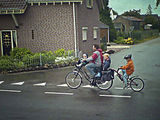 Netherlands: The school run