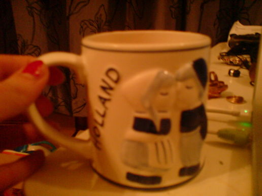 #iheartmugs - and here's my newest one
