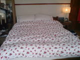 #duvet so I went for hearts!