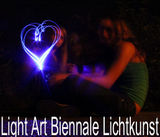 Light Art Biennale Lichtkunst 2010