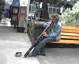 Play that funky didgeridoo...