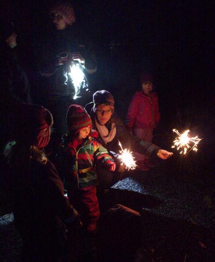 A belated Bonfire night