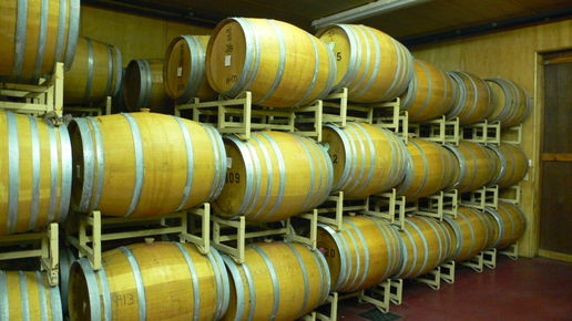 Barrels of fun