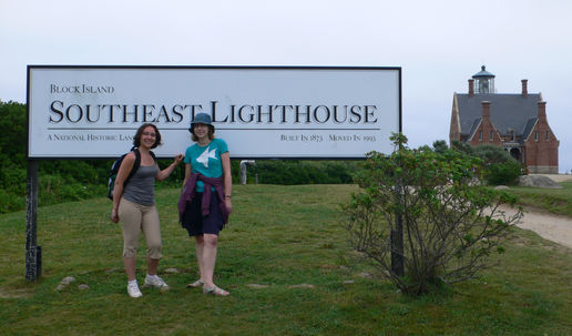 Bugs, Beaches, Berries and Block Island