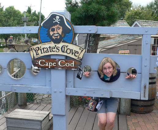 Pirate golf!
