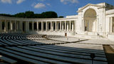 Amphitheatre at the tomb of the unknown soldier