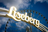Liseberg amusement park, Gothenburg