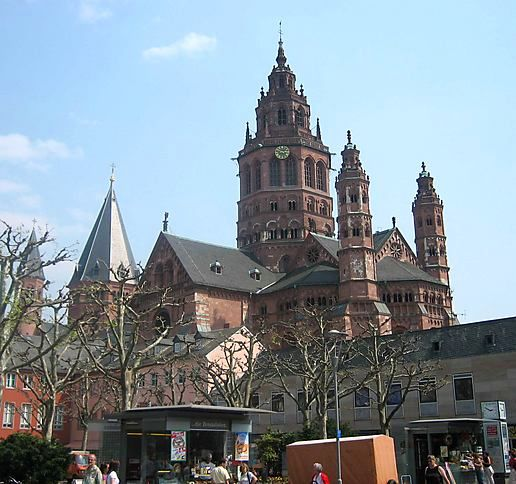 An afternoon in Mainz