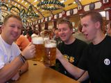 Last weekend at Oktober fest part I