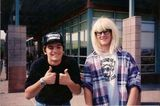 An old one from Halloween - Wayne's World!