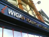 Wigan tourist office