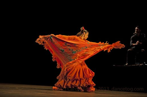Alegrias at Sadler's Wells Flamenco Festival #dance #photography