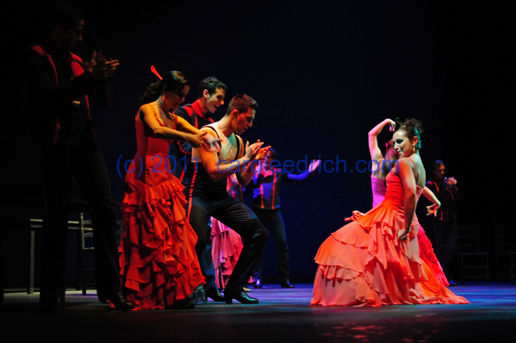 Carmen at Sadler's Wells Flamenco Festival