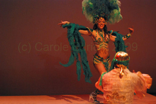 Sadler's Wells Samba night - Rio Carnival Weekend