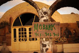Arts school declares for Mubarak #Egypt #SharmElSheikh #Protests #Travel #Images #Photography