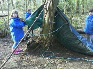 Making Shelters