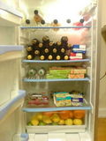 Party fridge.