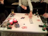 Tuesday is poker night