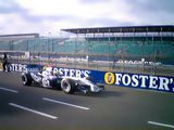 Silverstone test Day - Williams