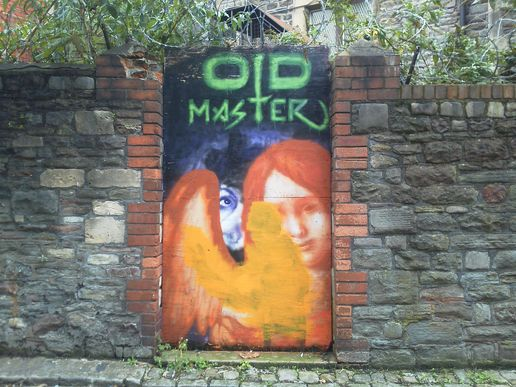 old master #streetart in bristol gets added to again