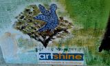 Art shine #streetart graffiti tagging in bristol