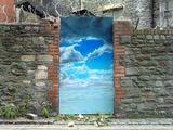 Doors of perception 2 (clouds)