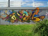 great piece #graffiti #tagging #streetart in bristol