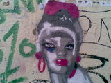 miss white ace 1-3 streetart