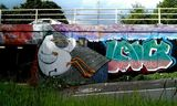 Riverside update #streetart graffiti tagging in bristol
