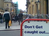 #signs don't get caught