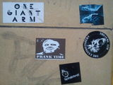Stickers from croftville