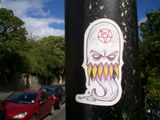 #stickers #streetart in bristol