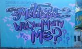 #streetart proposal ? Bottom left. She say yes