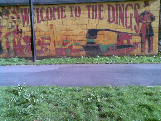 "Welcome to ""the Dings"""