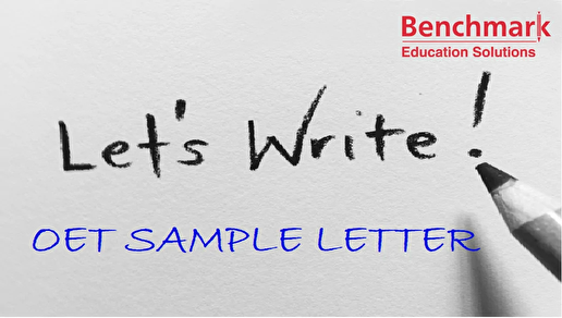 Get Online Letter Writing Practice Test Samples