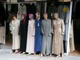 Turkish fashion, or the next Dr Who baddies??