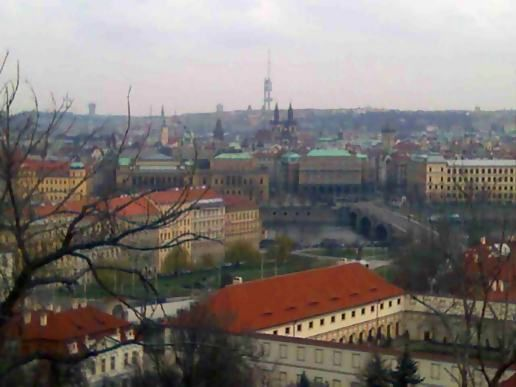 Prague views, part I