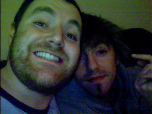 Dave and dan drunk