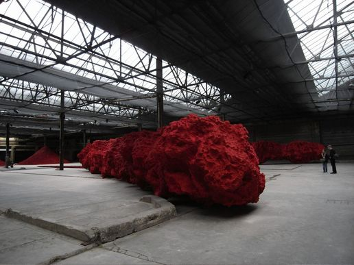 Anish Kapoor, Old Market, Brighton, BN1
