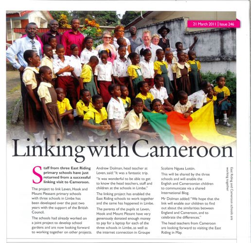 CAMEROON LINKING