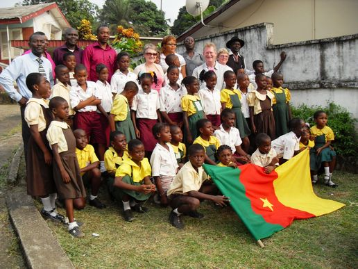 CAMEROON VISIT 2011