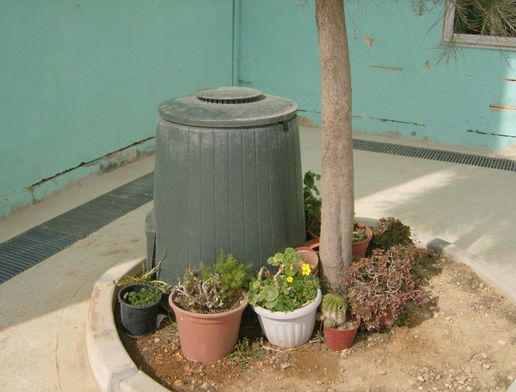 DINGLI PRIMARY - COMPOST BIN