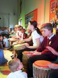 AFRICAN ARTS WEEK AT LEVEN