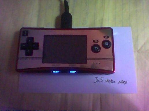 Game Boy Micro Famicom edition