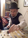 More Arkham Horror and New Year's silliness