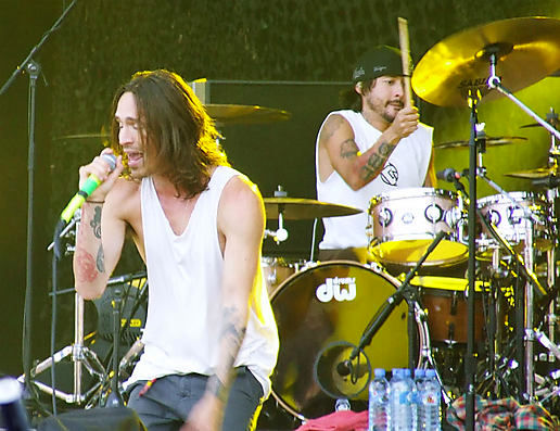 Incubus @ Download 2008