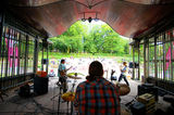 Arbor Lights play the Bandstand