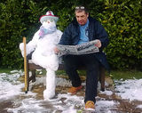 Daddy Dave & the Snowman